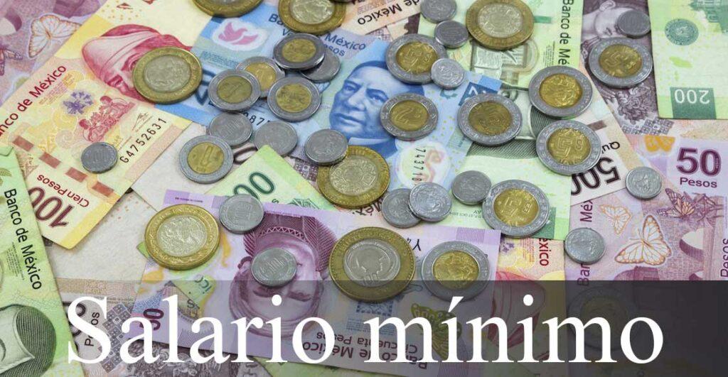 Salario mínimo 2021