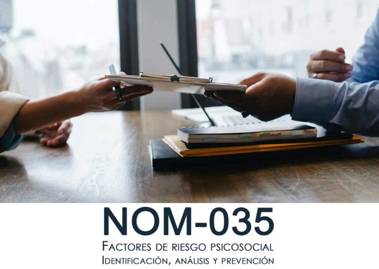 Norma Oficial Mexicana NOM-035-STPS